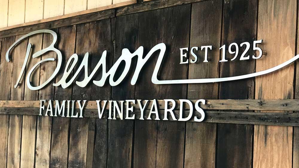 Besson Family Vineyards